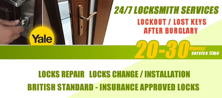 Twickenham locksmith services